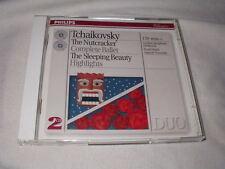 TCHAIKOVSKY The Nutcracker (Complete Ballet) Concertgebouw/Dorati CD's Philips