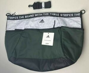 Adidas Studio Dark Green Duffel Bag B4017