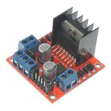 2pcs @$4.45 New L298N H Bridge DC Drive Controller Board Arduino Compatible