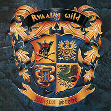 Running Wild BLAZON Stone Double LP Vinyl 2017