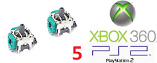 5 Module Joystick Analogique 3D remplacement manette PS2 et Xbox 360