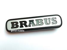 Smart 453 Brabus Original Emblem Logo Schriftzug Badge für Kühlergrill neu