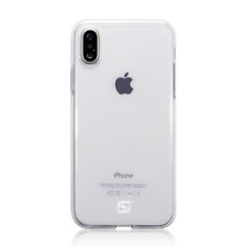 Shocksock TPU Gel Case for Apple iPhone X - Clear