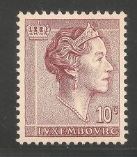 Luxembourg #362 (A86) VF MINT LH - 1961 10c Grand Duchess Charlotte