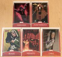 MARVEL LEGACY Trading Card VARIANTS Uncanny Avengers XMen JOHN TYLER CHRISTOPHER