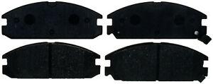 Frt Ceramic Brake Pads  ACDelco Professional  17D334C