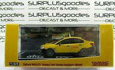 Tarmac Works 1:64 2019 Hobby64 Taiwan Exclusive SUBARU WRX STi Taxi Cab 1of 1296