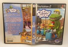 Sitting Ducks (Sony PlayStation 2, 2004) PS2 Complete Tested