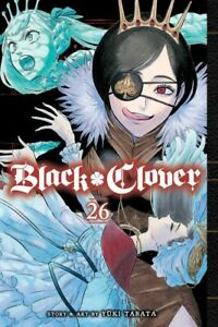 Black Clover Manga Volume 26