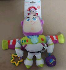 Disney Baby Toy Story On-the-Go Activity Toys(lot of 3) Buzz, Bo Peep & Jessie