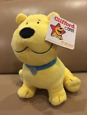 KOHLS Kohl's T-Bone Yellow Plush Clifford The Big Red Dog
