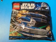 Lego 30055 Star Wars Vulture Droid Brand New in Sealed Polybag