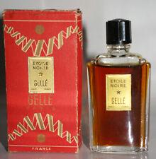 Garden Antique Bottle Of Perfume Star Black Plein + Packaging Art Deco Years