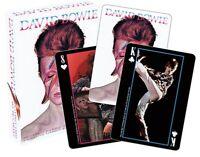 David Bowie Set di 52 Carte da Gioco Jolly) (NM)