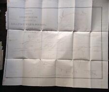 New ListingMap for a Lighthouse on Brandywine shoal Delaware bay 1836