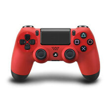 Sony PlayStation 4 Dualshock 4 Wireless Controller red DS4 for ps4 pc