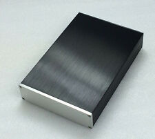 NEW DIY 1805 Aluminum headphone enclosure /DAC case/ amplifier chassis BOX