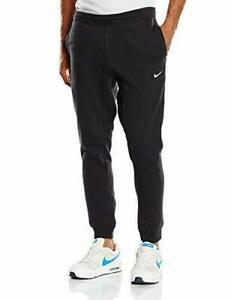 NEW Nike Club Fleece Tapered Jogger Pant's 826431-010 Men's Size M, XXL Black