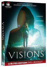Visions (Limited Edition) (DVD + Booklet) MIDNIGHT FACTORY
