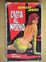 Caccia al maschioMansfield JasonGEI1962super gialli USA15giallo square 48