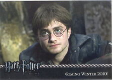 HARRY POTTER AND THE DEATHLY HALLOWS-PART 1 2010 ARTBOX PROMO CARD 03
