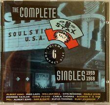 Various Artists - Stax Volt Singles 1959 to 1968 - CD Vol 6