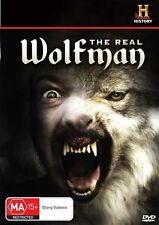 The Real Wolfman (DVD, 2010)