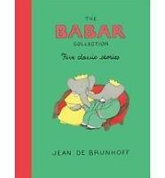 The Babar Collection: Five Classic Stories, Acceptable, Brunhoff, Jean De, Book