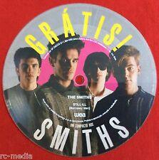 THE SMITHS -Still Ill- Very Rare Brazillian Flexi disc, Picture card backed