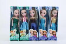 1p Movie Frozen Princess Figures Baby Girl Playset Doll Toy  Random Sy1