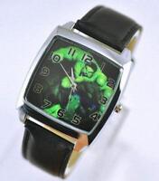 New The Incredible Hulk Man Woman Lady Boy Wrist Watch