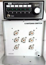 COMMUTATORE D' ANTENNA SWITCH 6 VIE HF VHF UHF icom kenwood yaesu