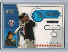 2000 Skybox E-Ticket MIKE PIAZZA #14 (2314)