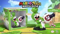Mario + Rabbids Kingdom Battle - Rabbid Yoshi Figure
