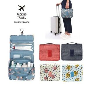 Travel Outdoor Bag Large Capacity Cosmetic Organizer