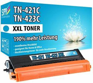 TN-421C TN-423C TONER XXL 190% MEHR LEISTUNG FÜR BROTHER HL-L8260CDW HL-L8360CDW