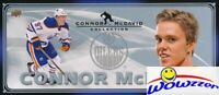 2015/2016 Upper Deck #C-1 Connor McDavid Collection ROOKIE JUMBO MINT Oilers