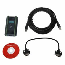 USB Cable Cable PPI MPI OF Programming + CD FOR Siemens S7-200 / 300/400 PLC P5K