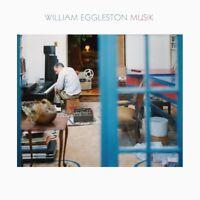 WILLIAM EGGLESTON - MUSIK   CD NEW