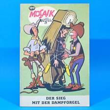 Mosaik 189 Digedags Hannes Hegen Originalheft   DDR   Sammlung original MZ 12