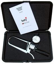 Harpenden Professional Skin Fold % Body Fat Caliper Measures Thickness C-136