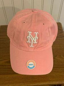 Women's Pink New York Mets Hat
