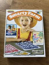 Vintage Smarty Farm Game By Spear's Games