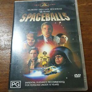 Spaceballs DVD  R4 Like New! – FREE POST