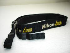 NIKON 4000 CAMERA NECK STRAP  #002080