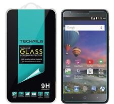 TechFilm® Tempered Glass Screen Protector Saver For ZTE ZMAX PRO