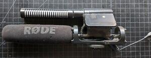 Rode VideoMic Shotgun Microphone N3594 Used Free Fast Shipping