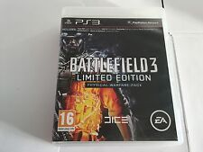 BATTLEFIELD 3 LIMITED EDITION PER PLAYSTATION 3 PS3-EX W bklet