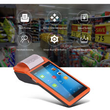 PDA Printer Android 6.0 POS Terminal Intelligent Payment BT/WiFi/USB OTG/3G N1H0