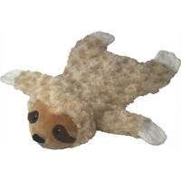 "19"" Petlou Flat Sloth Dog Toy"